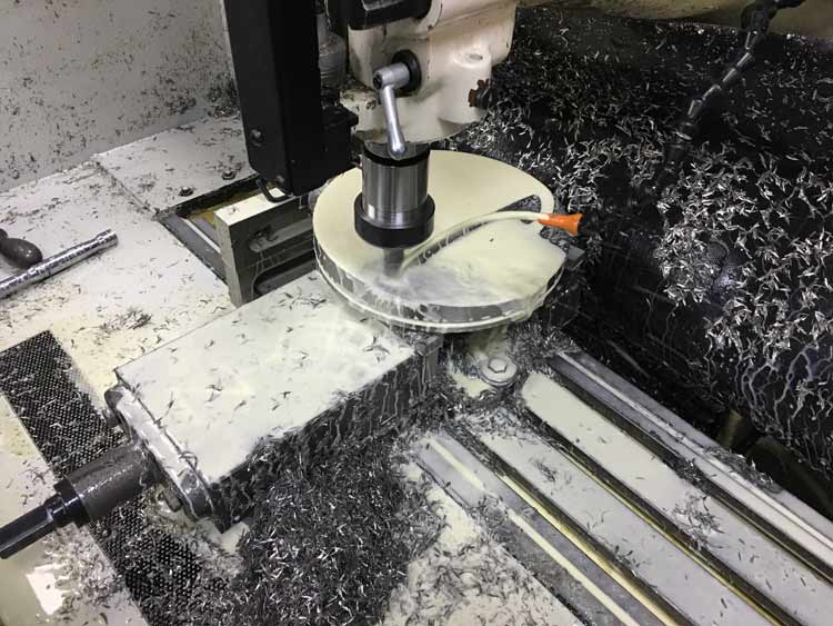 Precision Milling & Turning